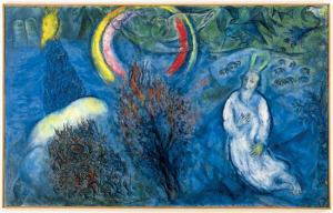 MOISE-BUISSON ARDENT-CHAGALL