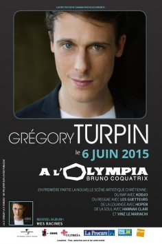affiche gregory turpin