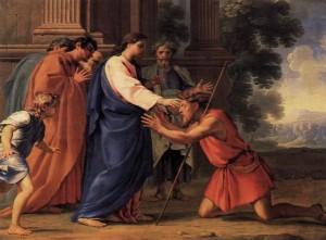 Jesus-guerissant-l-aveugle-de-Jericho